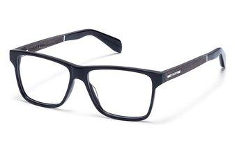 Waldau Optical Wood-Acetate (53-13-145) (black)