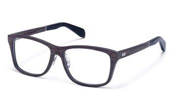 Schwarzenberg Optical (54-15-140) (wood) (black oak)