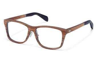 Schwarzenberg Optical (54-15-140) (wood) (zebrano)