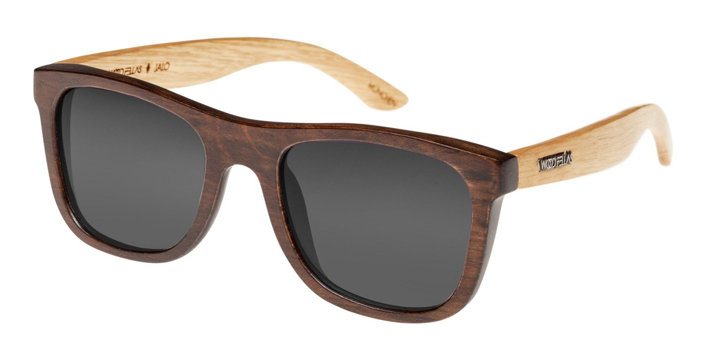 Sunglasses Jalo (wood) (brown/grey)