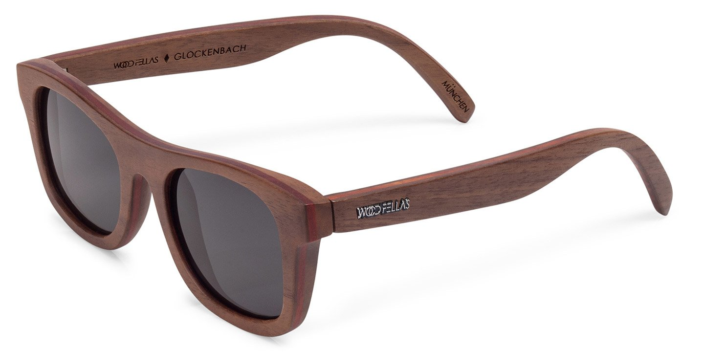 Glockenbach Sunglasses (wood)