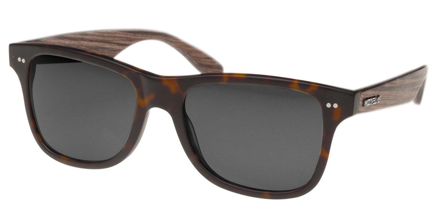 Lehel Sunglasses (wood-acetate) (havanna/grey)