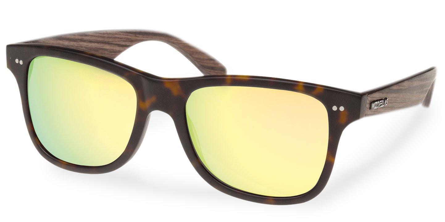 Lehel Sunglasses (wood-acetate) (havanna/gold)