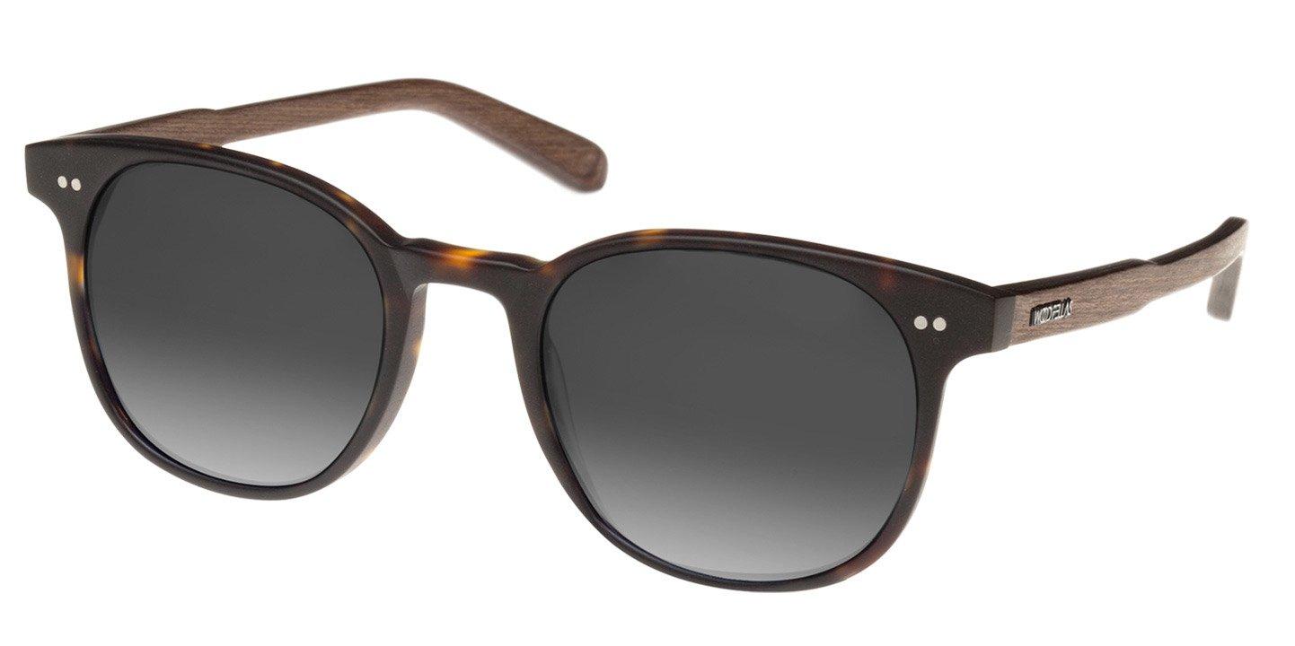 Schwabing Sunglasses (wood-acetate) (havana/grey)