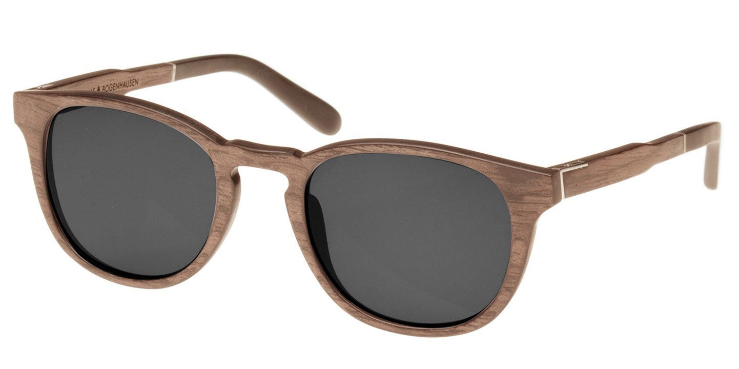 Bogenhausen Sunglasses (wood) (walnut/grey)