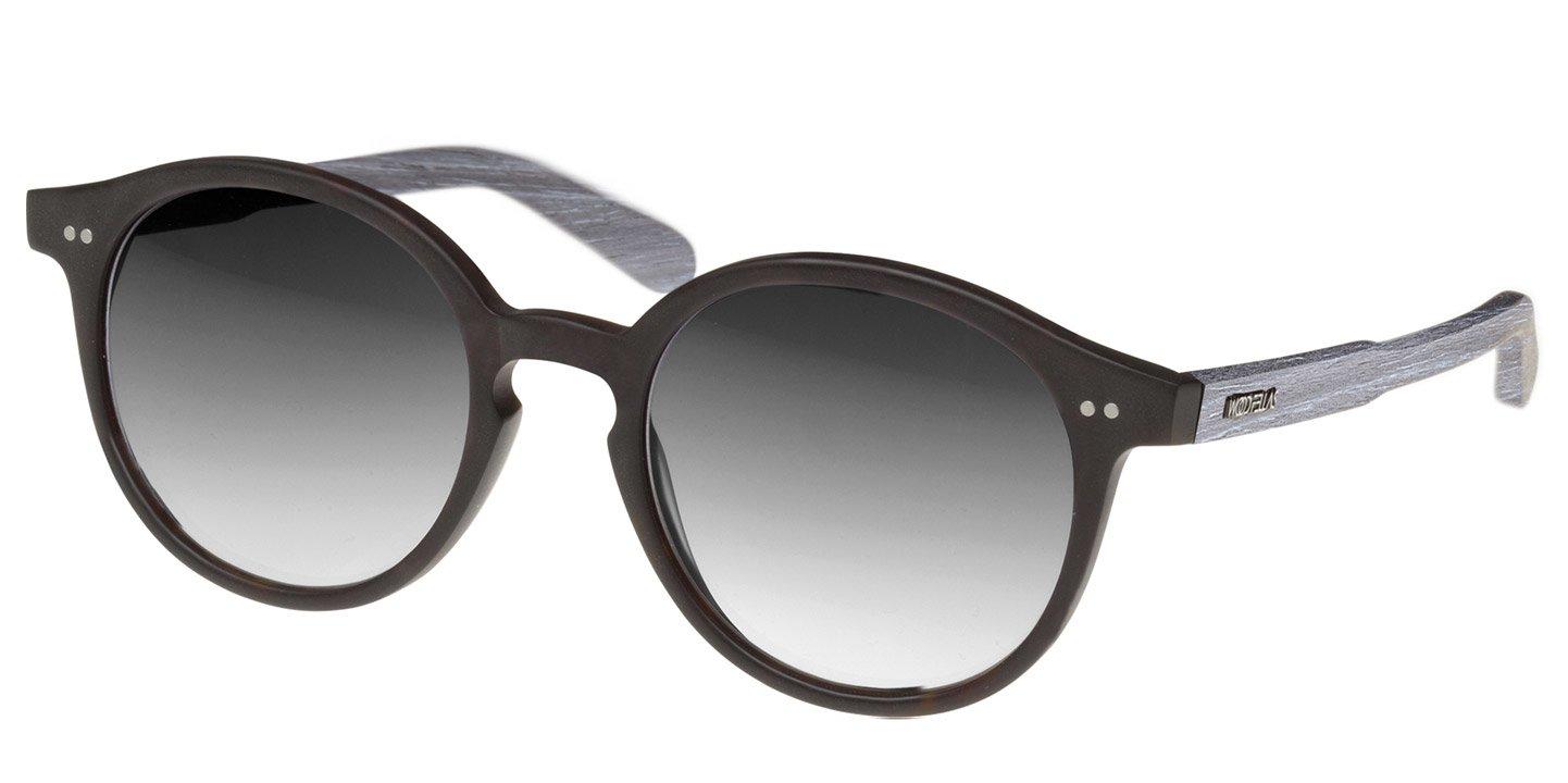 Solln Sunglasses (wood-acetate) (black/grey)