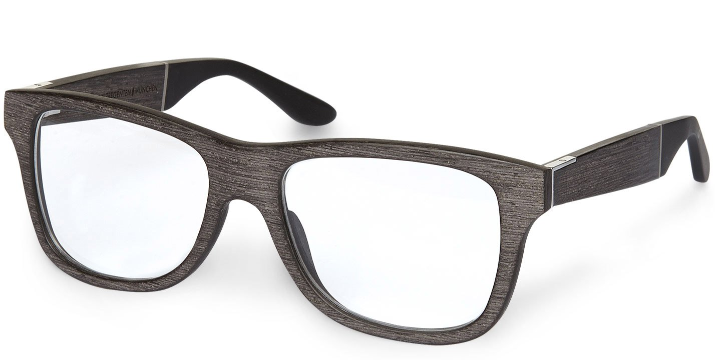 Prinzregenten Optical (53-18-145) (wood) (black oak)
