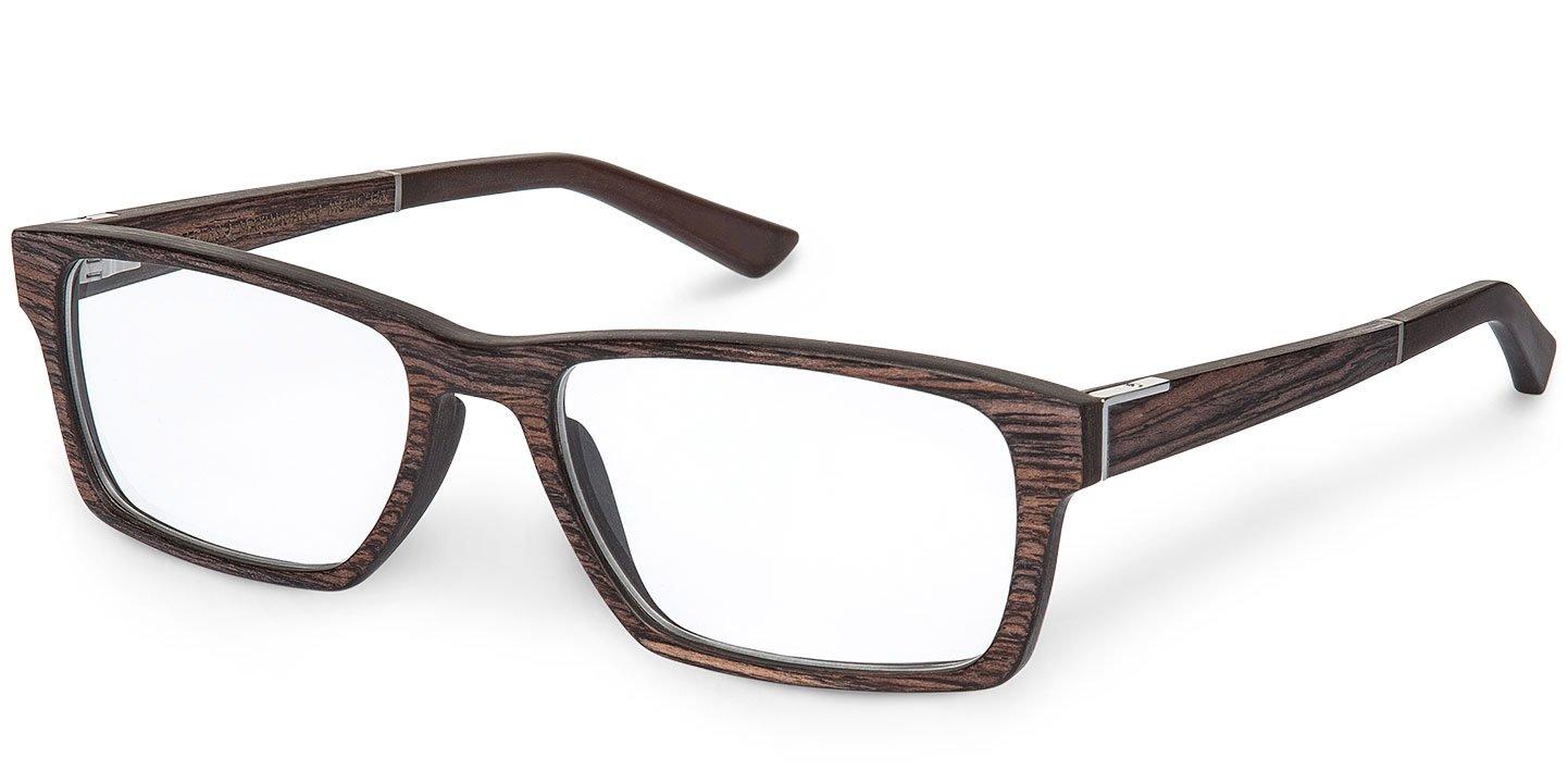 Maximilian Optical (57-18-145) (wood) (ebony)