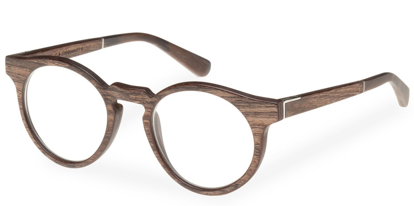 Stiglmaier Optical (47-22-145) (wood) (walnut)