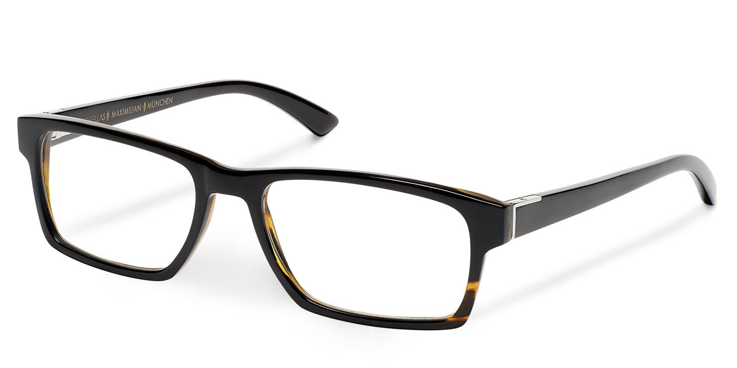 Maximilian Horn Optical (53-17-140) (black fog)