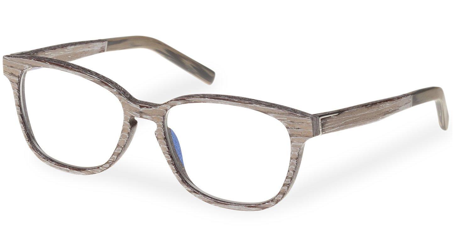 Sendling Optical (50-16-140) (wood) (chalk oak)