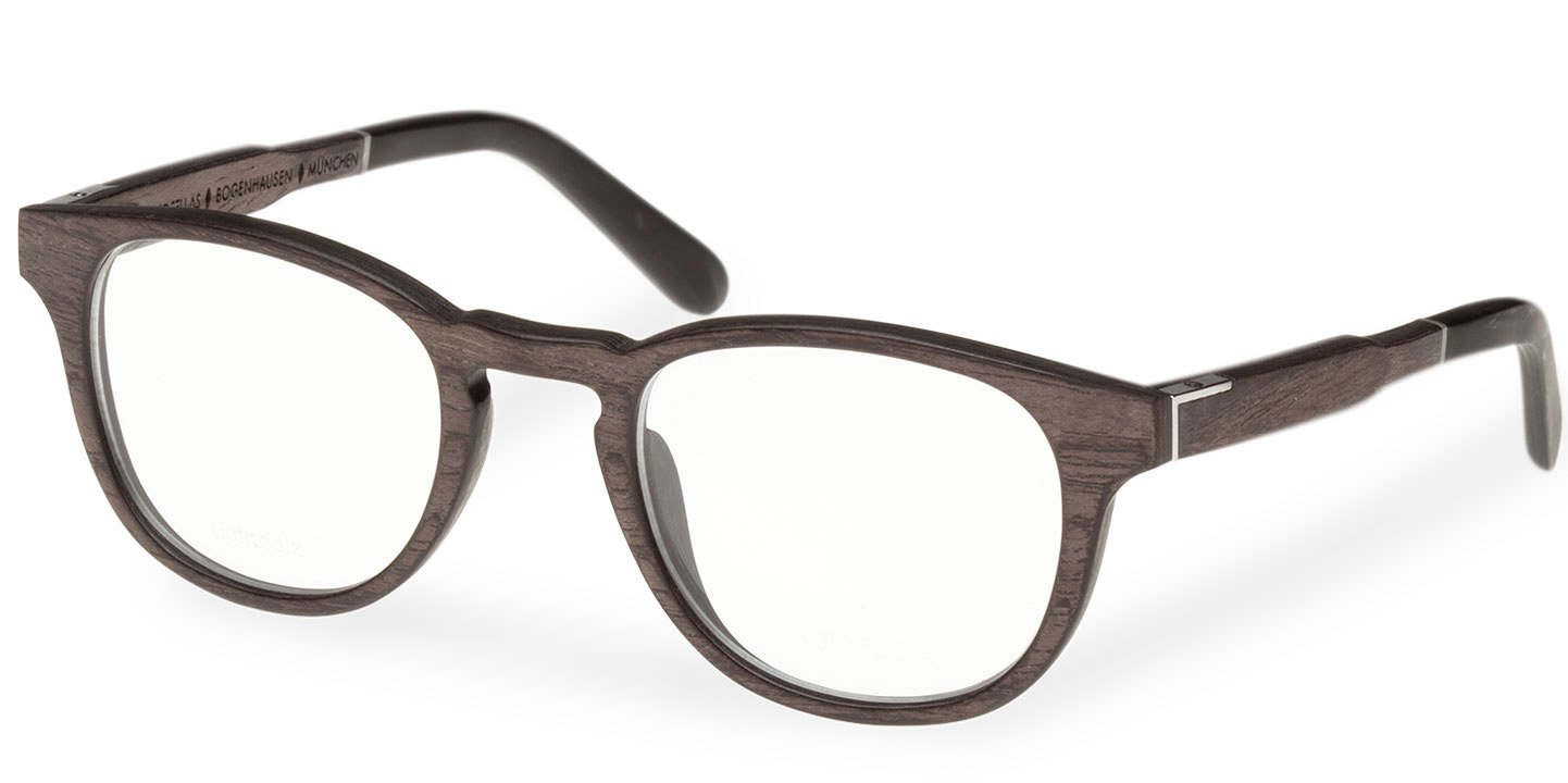 Bogenhausen Optical (47-21-145) (wood) (black oak)
