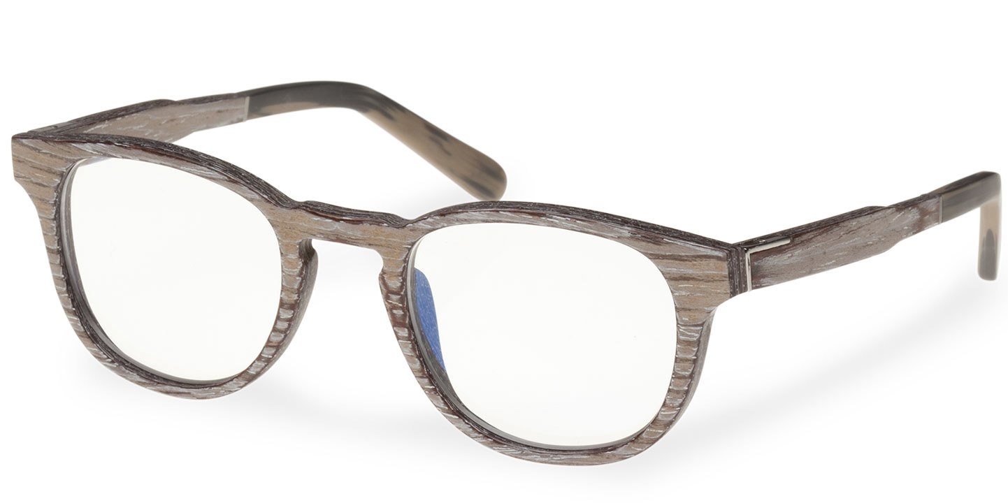 Bogenhausen Optical (47-21-145) (wood) (chalk oak)