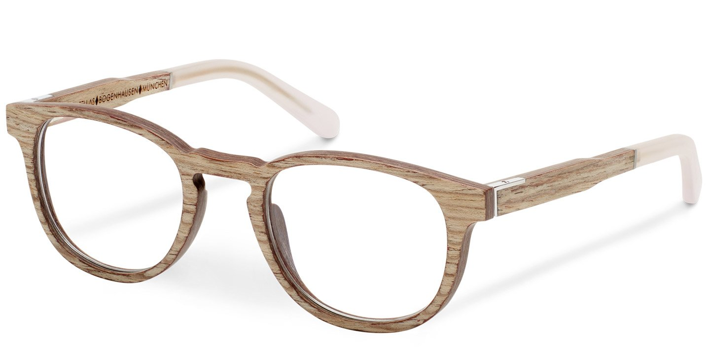Bogenhausen Optical (49-21-145) (wood) (limba)