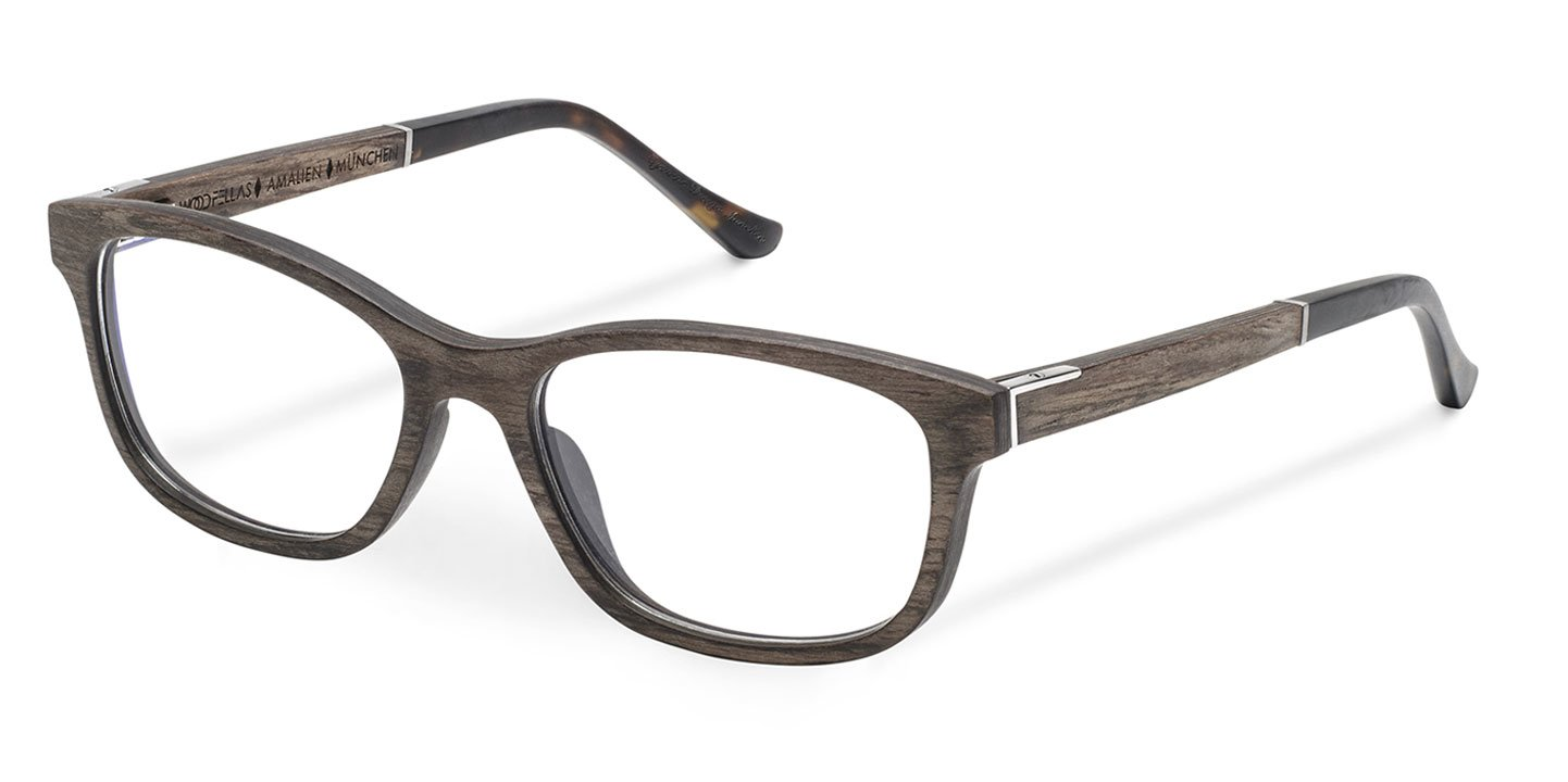 Amalien Optical (51-16-140) (wood) (walnut)