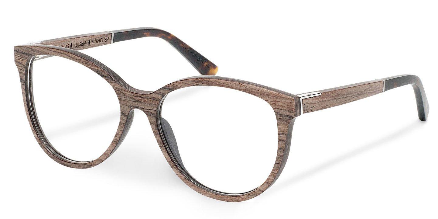 Luisen Optical (53-16-140) (wood) (walnut)