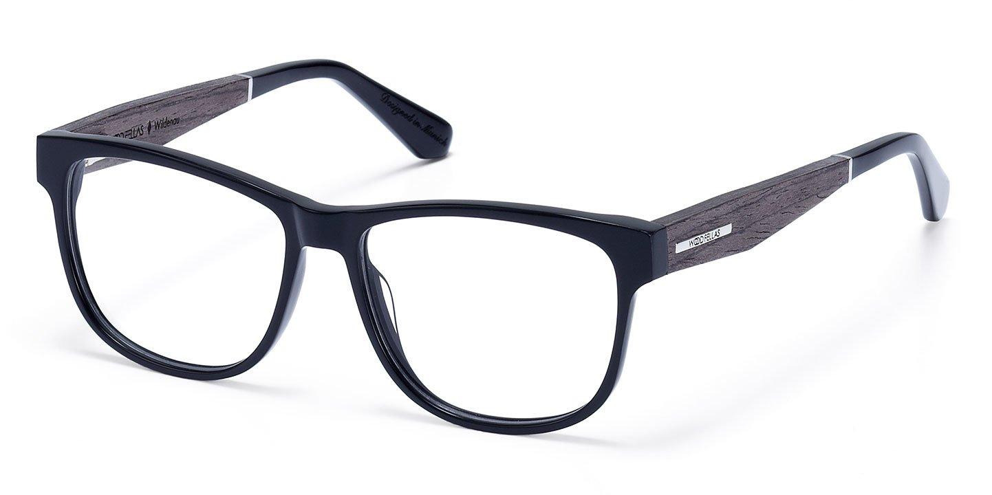 Wildenau Optical Wood-Acetat (52-15-140) (wood-acetate) (black)