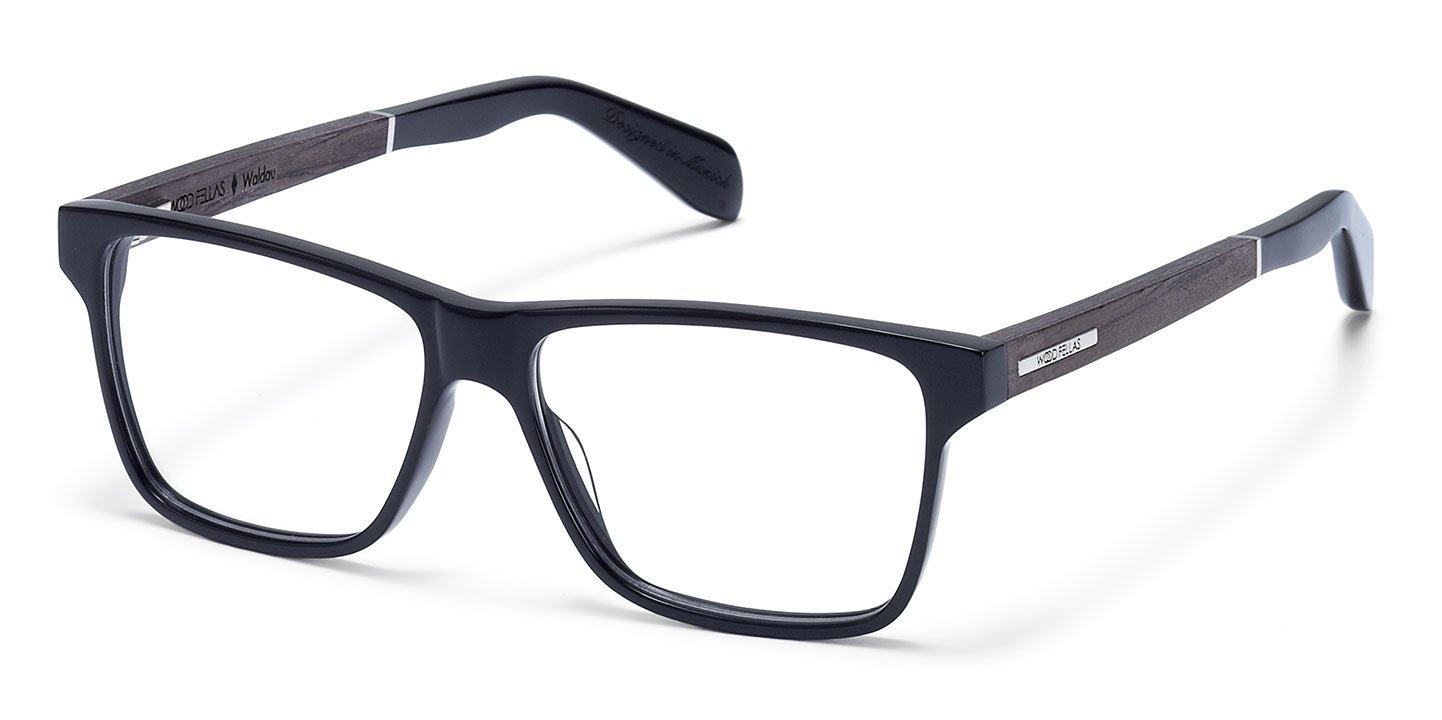 Waldau Optical Wood-Acetate (51-13-140) (black)