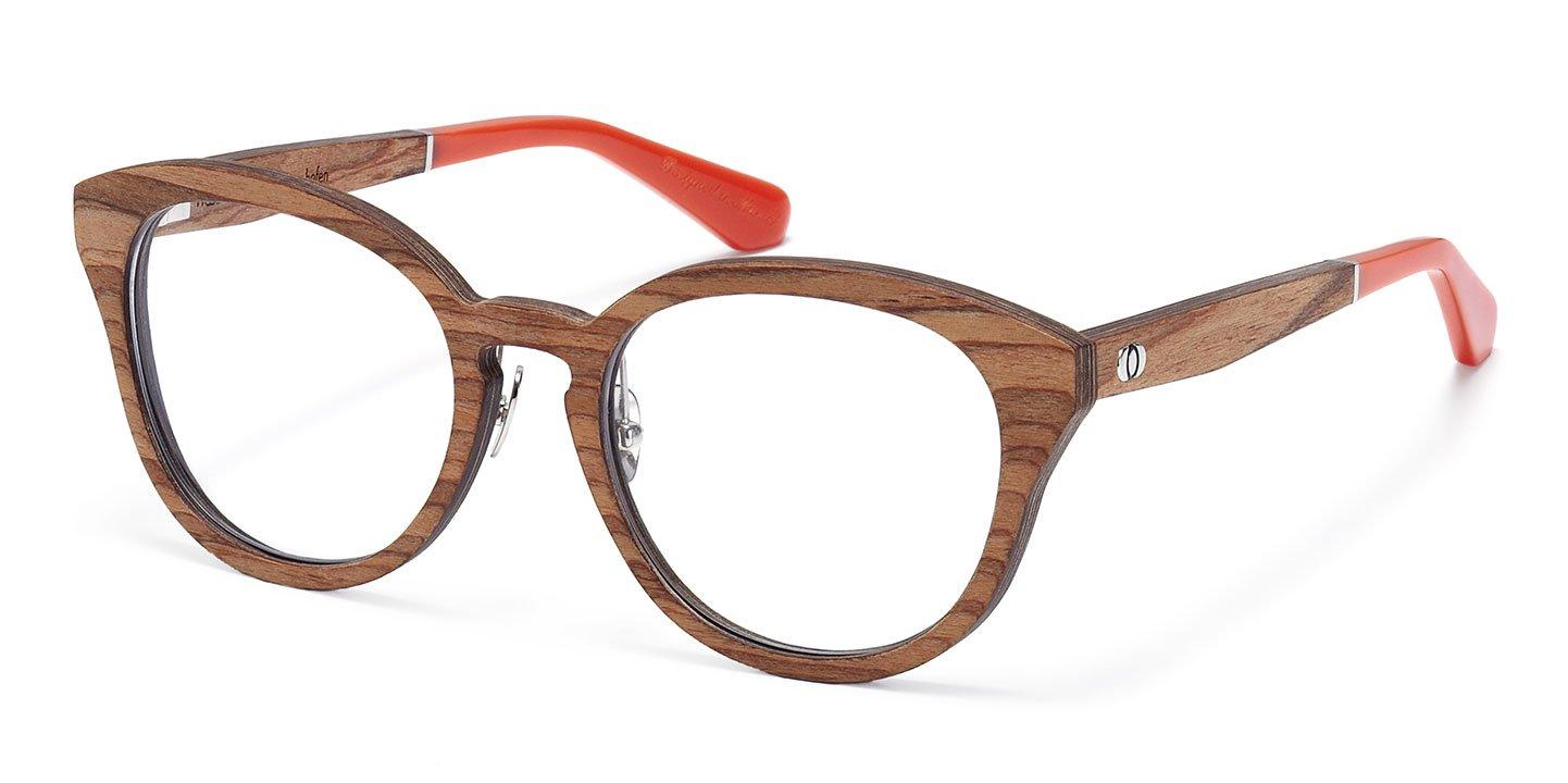 Possenhofen Optical (53-19-145) (wood) (zebrano)