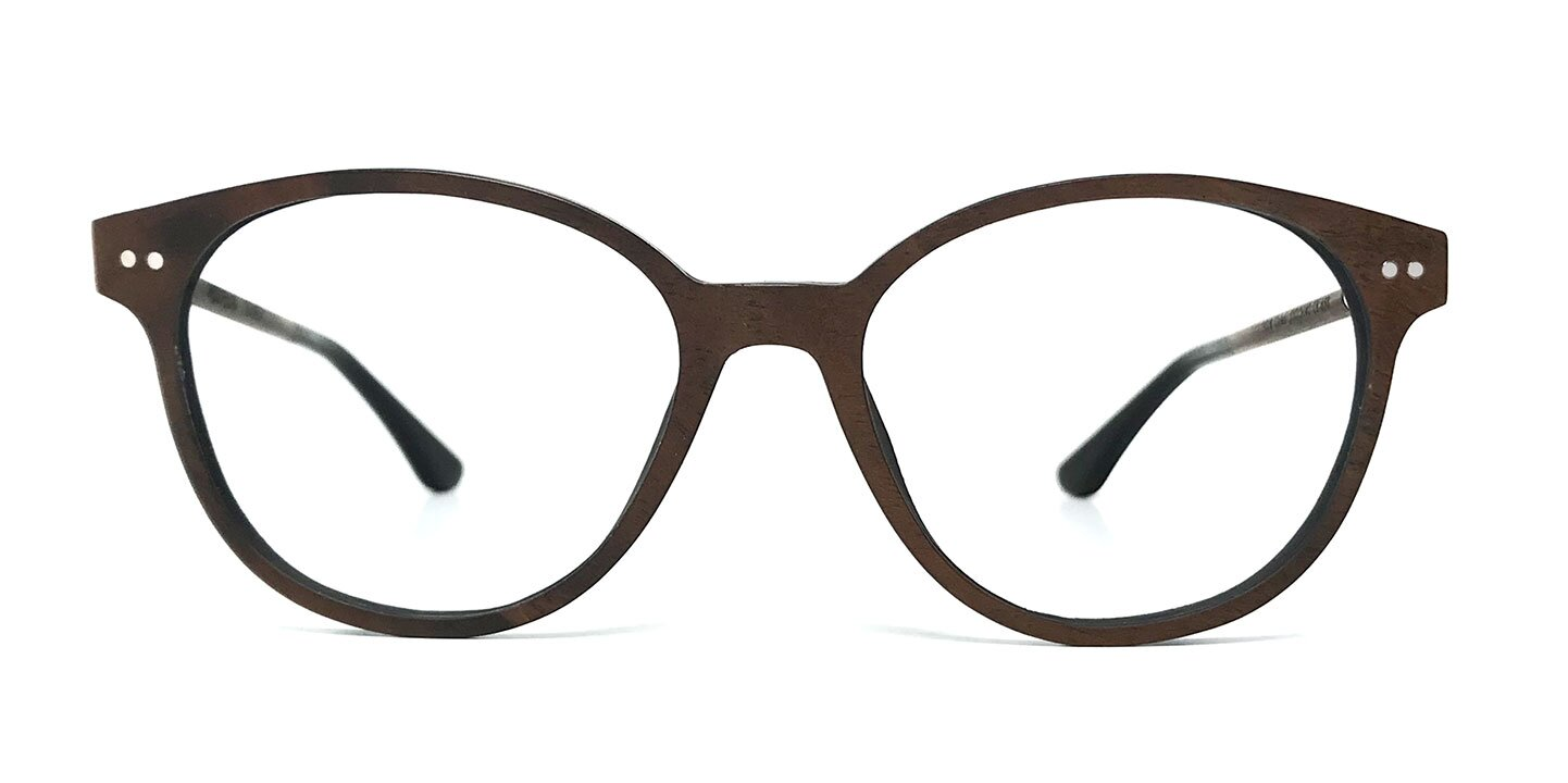 Wood/Carbon Optical Solace (51-15-140) (curled)